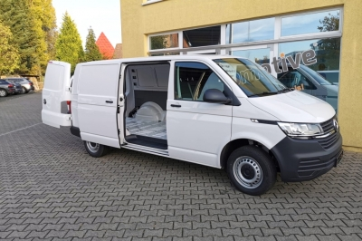 VW T6 Transporter T6.1,  4Motion