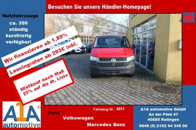 VW T6 Transporter 2.0 TDI T6.1, 4MOTION 3400 mm