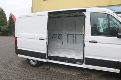 VW CRAFTER 30 Kasten 3640mm 4MOTION !elAu*Rrad*DoSi*BT!