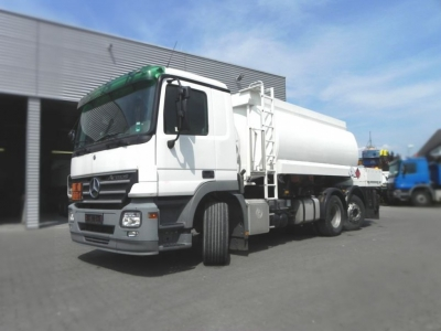Mercedes-Benz Actros 2546 L 6x2  A1+A3 Willig Bj. 2007