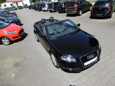 Audi A3 1.8 TFSi Cabrio Attraction Frontschaden