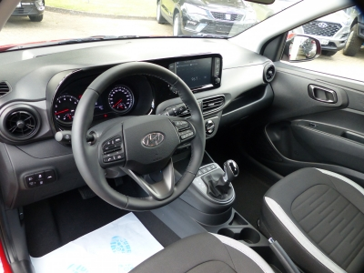 Hyundai i10 MJ20 1.2 AT 5Sitze+Apple/Android+Klima+Shzg