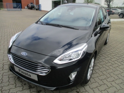 Ford Fiesta COOL & CONNECT 100 PS